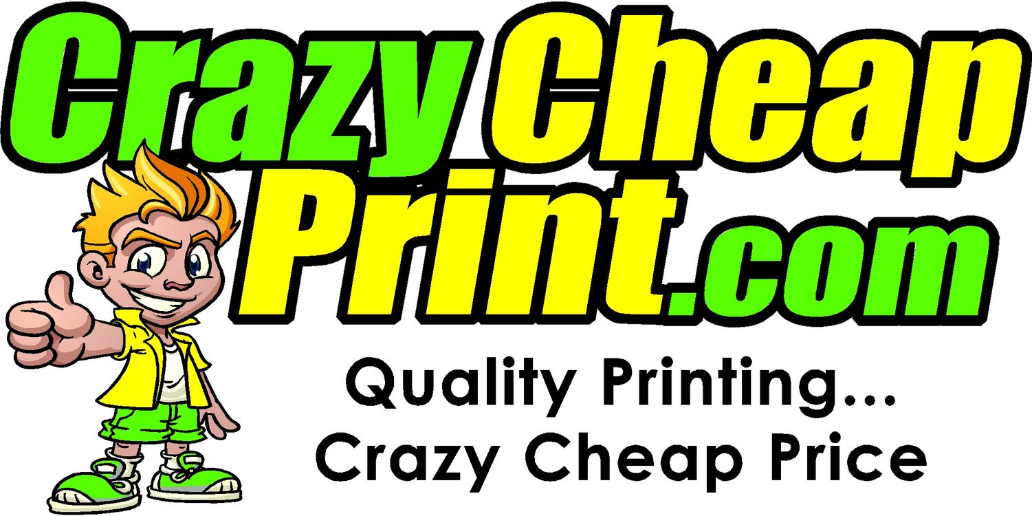 crazy cheap print
